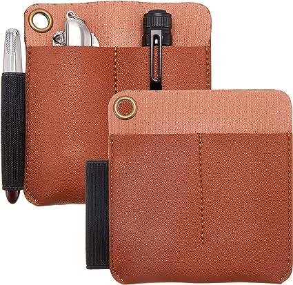 Tragbarer Mini Tasche Taschenlampe Rucksack Lager Träger Halter Werkzeug Neu