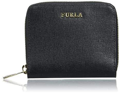 Furla - 907856, Carteras Mujer, Negro (Onyx), 1x8x10.5 cm (B ...