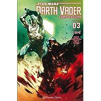 Star Wars Darth Vader Lord Oscuro nº 03 (Star Wars: Cómics Grapa Marvel)