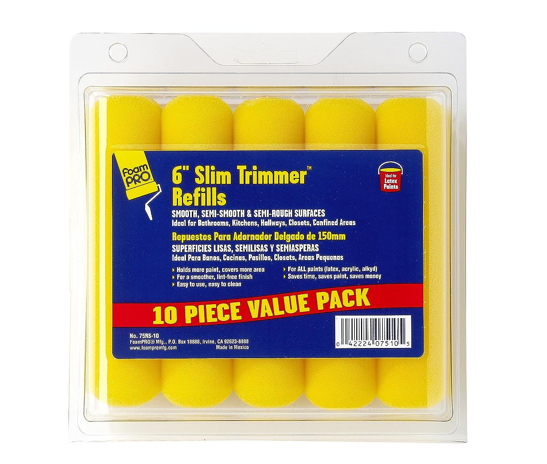 Schaumstoff Pro 00063 2 Tiny Rasentrimmer Refills, 63-P