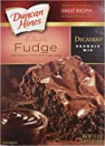 Duncan Hines Double Fdge Brownie Mix - 17.6 oz
