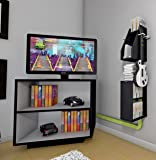 GameOn Video Gaming Console Storage - Yellow