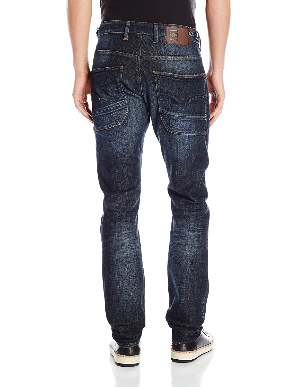 00fcaf35e4e Amazon.com: G-Star Raw Men's Holmer Tapered Fit Jean: Clothing
