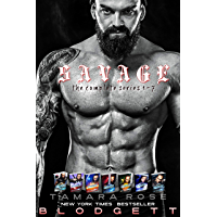 The Savage Series Complete Mega Boxed Set: (Science Fiction Vampire / Shifter Romance Thriller Books 1-7) (English Edition)