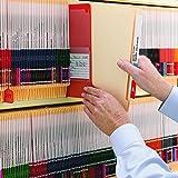 Smead End Tab Fastener File Folder, Shelf-Master