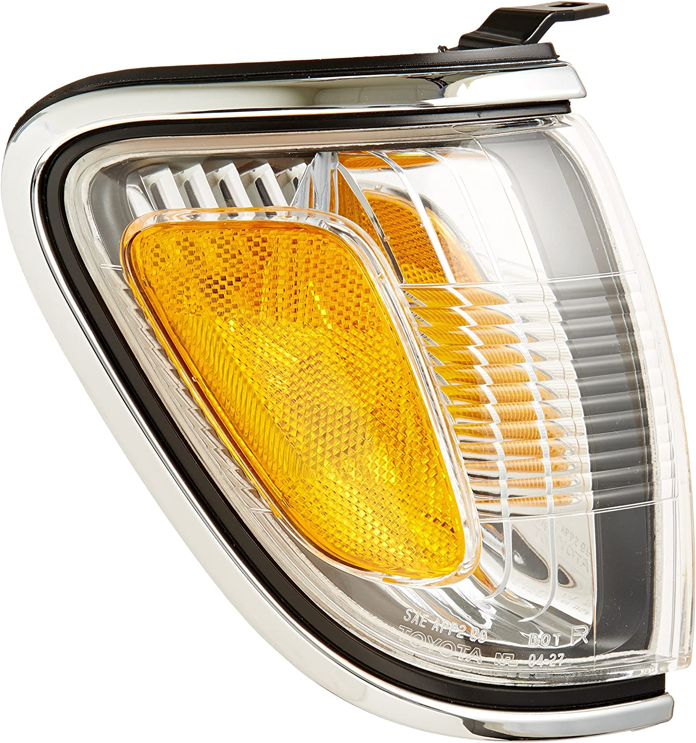 Partslink Number TO2521161 OE Replacement Toyota Tacoma Passenger Side Parklight Assembly