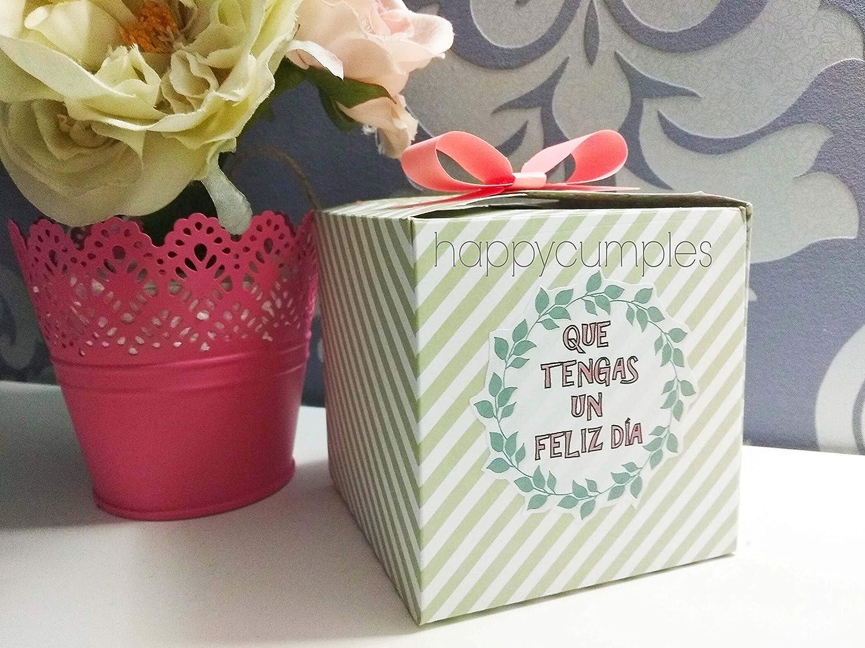 15 unidades Recuerdo para Invitados- Caja con chuches ...