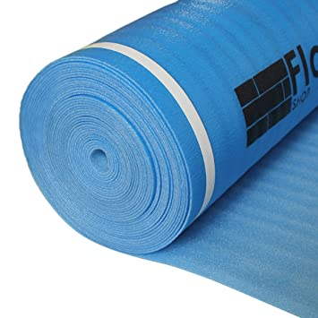 Laminate Floor Padding laminate floors sometimes come with an attached pad that provides a great sound barrier and also makes installation easier Laminate Flooring Underlayment With Vapor Barrier 3in1 Foam 3mm Thick 200 Sqft