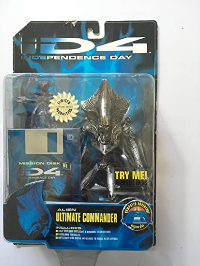 Id4 Independence Day Alien Supreme Commander
