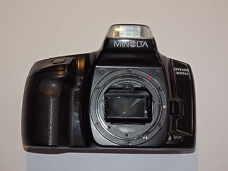 Minolta Dynax 300si - Fotocamera reflex SLR Camera ...