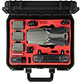 Professional Carrying Case for DJI Mavic 2 Pro or Zoom with Smart Controller - Compact Edition - by MC-CASES - Made in German