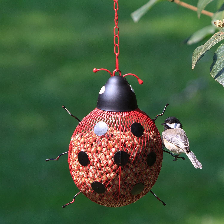 Original bird feeders - beautiful and practical