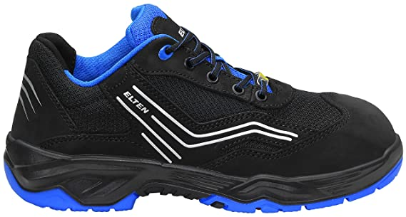Azul Blau 4 EU Elten 72733-36/_4 Zapatos de Seguridad