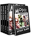 Modo: Mission Clockwork Boxed Set (1-4)