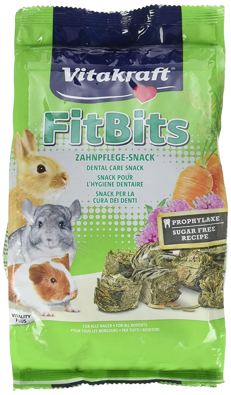 VITAKRAFT Fit Bits Alfalfa Roedores 500g XXX: Amazon.es: Productos para mascotas
