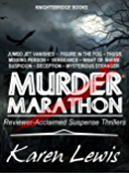 MURDER MARATHON: Reviewer-Acclaimed Suspense Thrillers