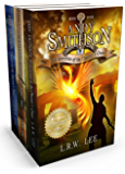 The Andy Smithson Series: Books 4, 5, and 6 (Young Adult Epic Fantasy Bundle) (Andy Smithson Series Boxset)