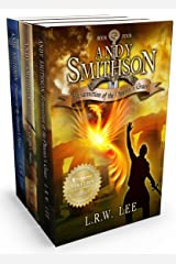 The Andy Smithson Series: Books 4, 5, and 6 (Young Adult Epic Fantasy Bundle) (Andy Smithson Series Boxset) Kindle Edition