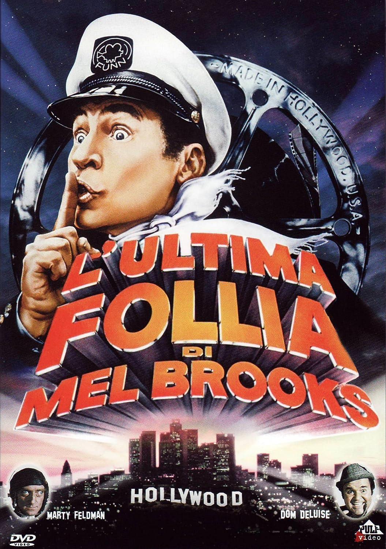 L Ultima Follia Di Mel Brooks [Italia] [DVD]: Amazon.es ...