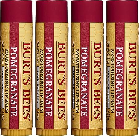 Burt's Bees 100% Natural Moisturizing Lip Balm