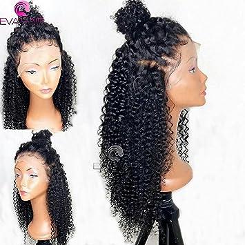 Raw Virgin Kinky Curly Full Lace Human Hair