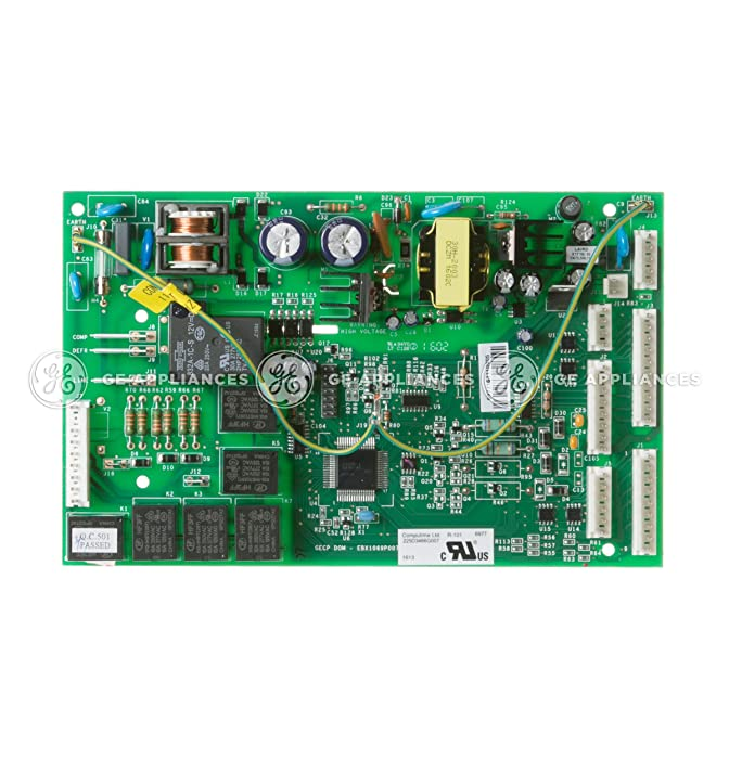 Ge WR55X11098 Refrigerator Electronic Control Board Genuine Original Equipment Manufacturer (OEM) Part