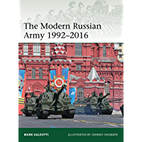 The Modern Russian Army 1992–2016 (Elite Book 217)