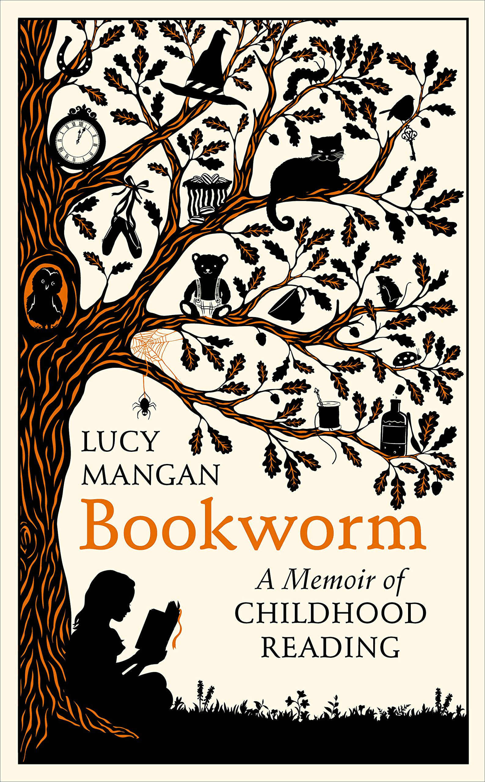 Bookworm: A Memoir of Childhood Reading by Square Peg