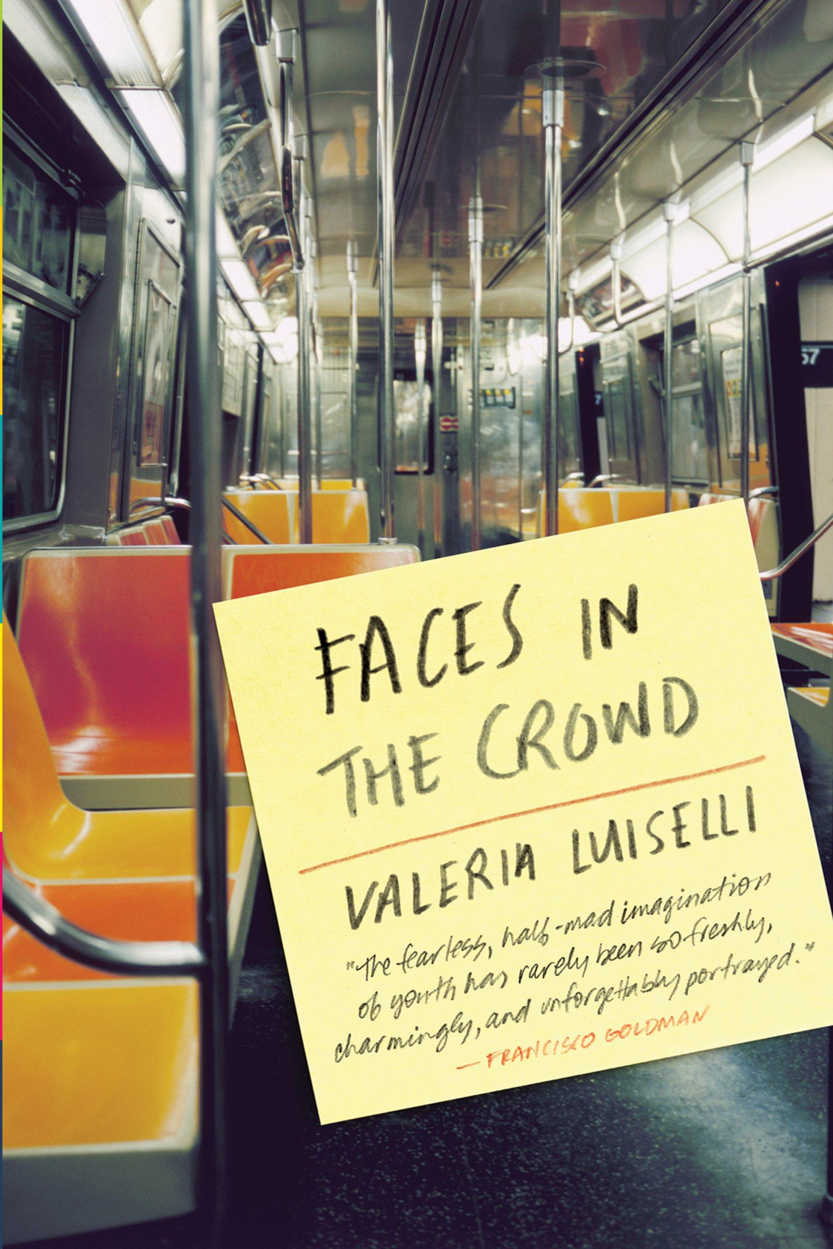 amazon faces in the crowd valeria luiselli christina macsweeney