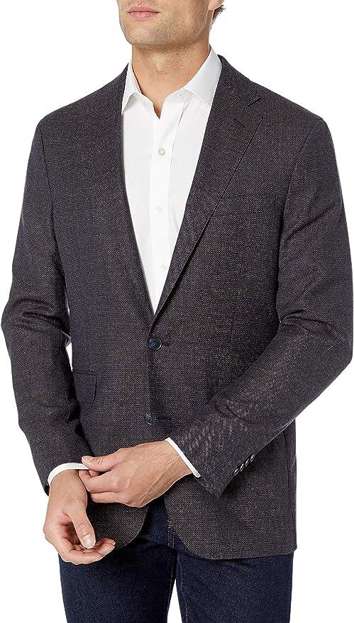 Cole Haan 可汗 修身款 羊毛呢 男式休闲西服 36R码1.7折$41.7 海淘转运到手约¥379