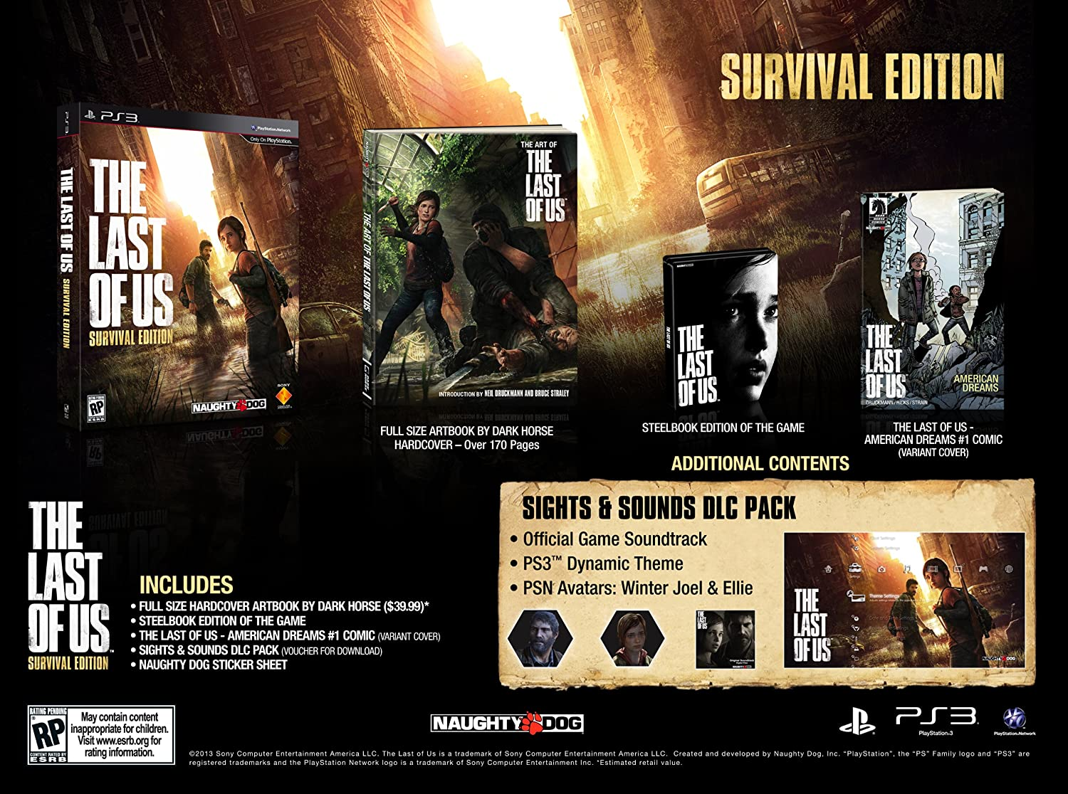 The Last of Us 2 confirmé 911tCvTVeML._AC_SL1500_