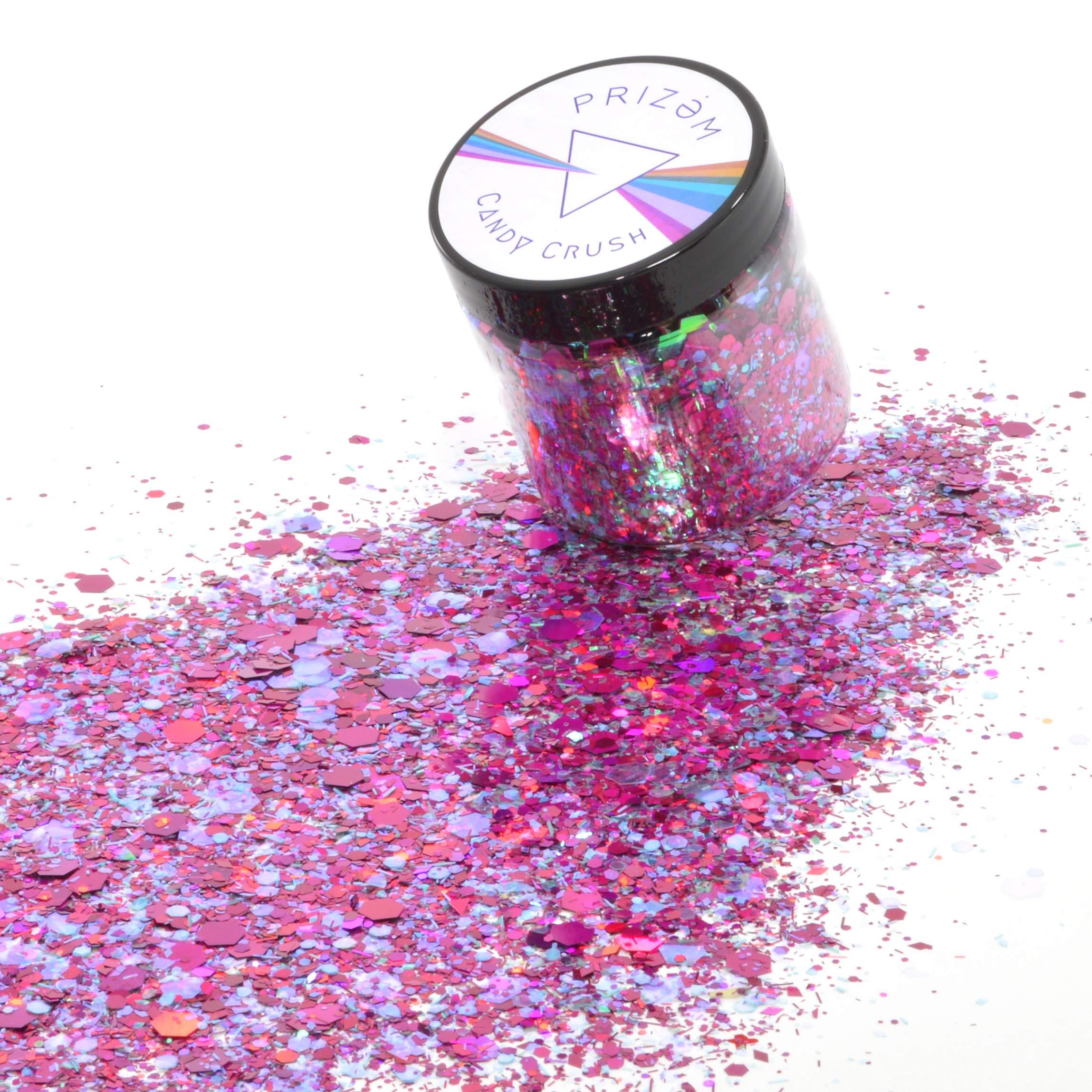 Candy Crush Glitter ▽ 60g ▽ Festival Glitter , Chunky Glitter , Makeup Glitter , Face Glitter , Body Glitter , Glitter Makeup , Hair Glitter , Cosmetic Glitter , Nail Glitter , Eyeshadow Glitter