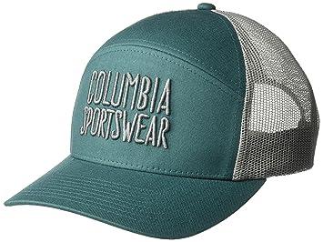 Columbia Hombres Trail Evolution Snap Back Hat Gorra de béisbol - Verde - Talla única: Amazon.es: Ropa y accesorios