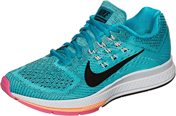 Comprimir amistad arrendamiento  Nike Air Zoom Structure 18, Zapatillas de Deporte Exterior para Mujer