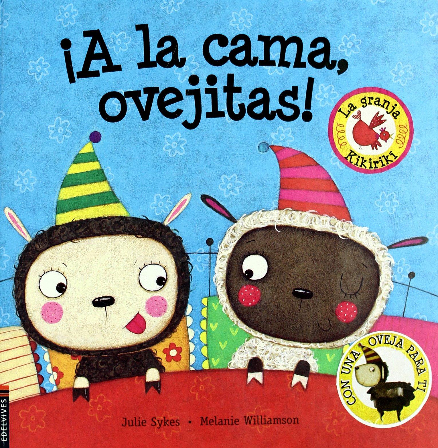 Download A la cama ovejitas! (La granja Kikiriki/ The Kikiriki Farm) (Spanish Edition) pdf epub