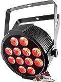 Chauvet SlimPAR Q12 USB Color RGBA LED Par Wash Light (Certified Refurbished)