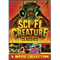 Sci-Fi Creature Classics 4 Movie Collection on DVD