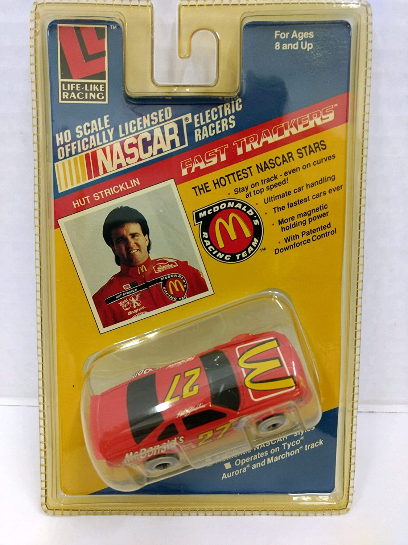 Amazon com: Life Like 9731 NASCAR #27 McDonalds Racing Team