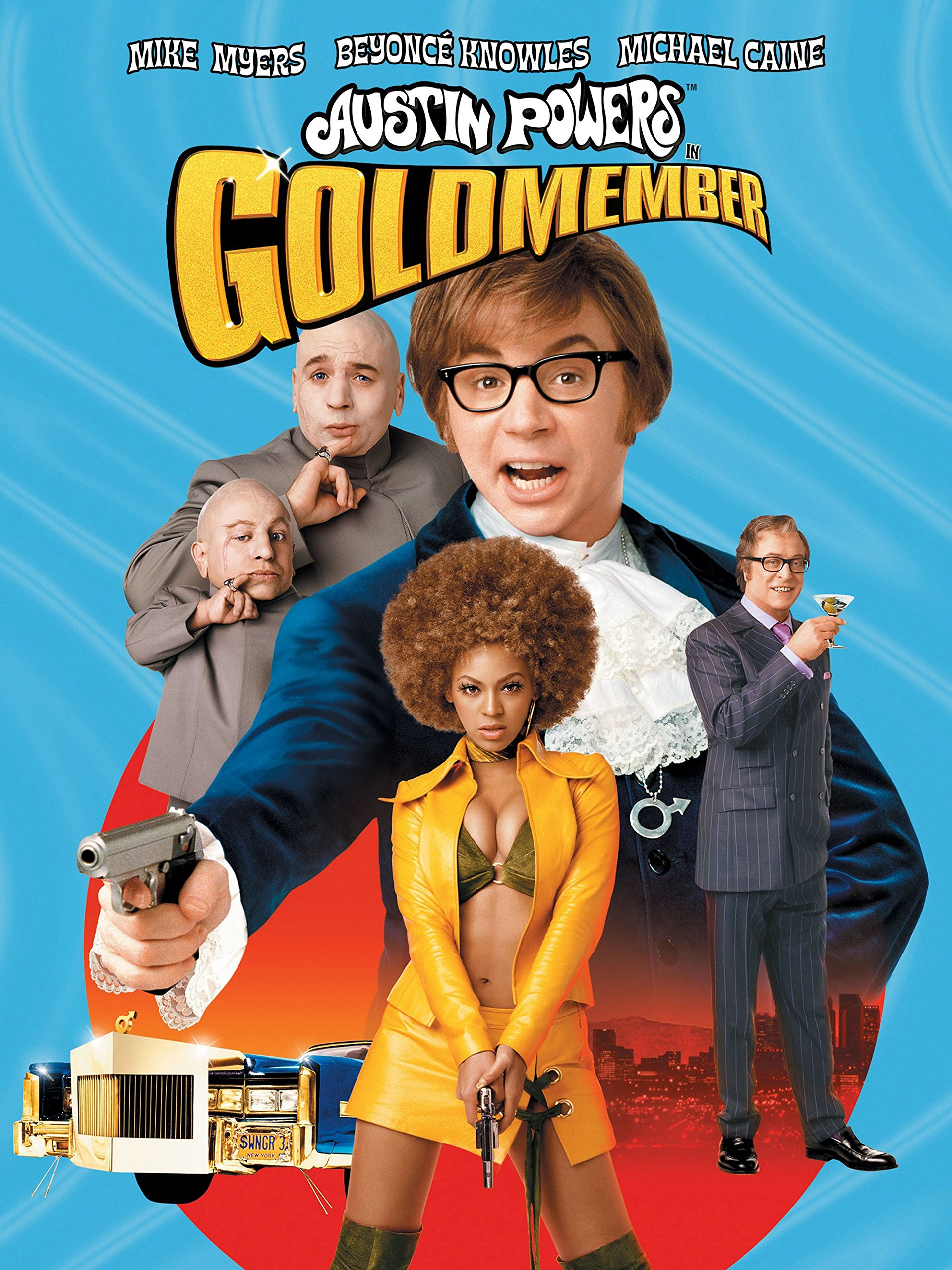 Amazon Austin Powers in Goldmember Mike Myers Beyonce Seth