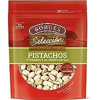 Borges - Pistachos con cáscara tostados y salados