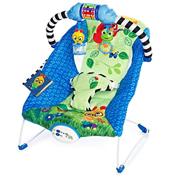 a162ac51a7a0 Amazon.com   Baby Einstein Neighborhood Symphony Bouncer   Baby
