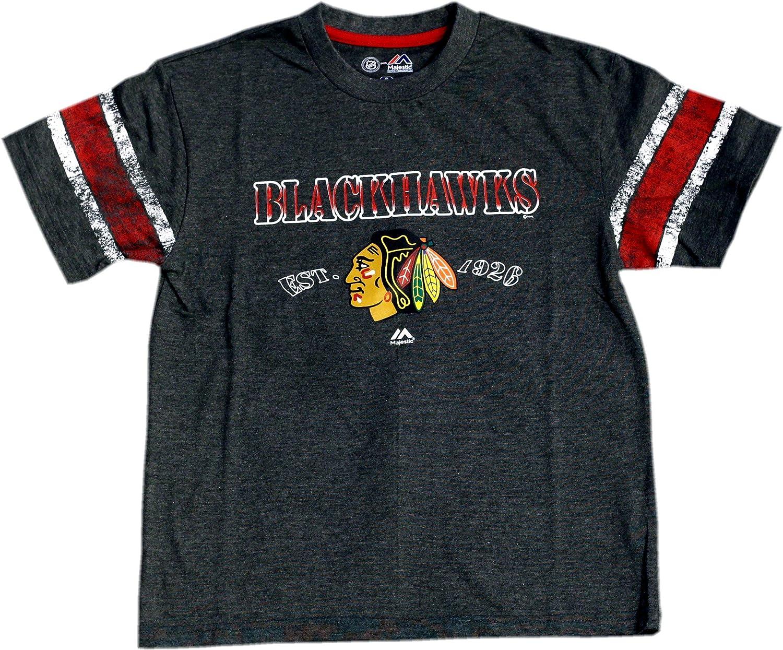 youth blackhawks t shirt