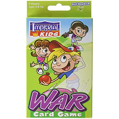Imperial Kids Card Games - War: Toys & Games