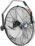 amazoncom air king   hp industrial grade wall mount fan   home kitchen