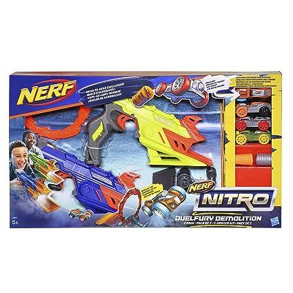Nitro Duelfurry C0817eu40 Nitro Nerf Nerf C0817eu40 Duelfurry Démolition kZXuPi