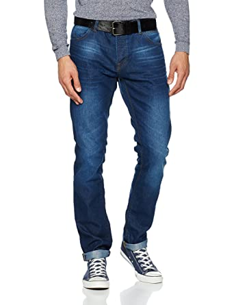 Mens Wayne Rw Ch Fit Straight Jeans and Belt Crosshatch Perfect Sale Online Outlet Footaction kyjkkBs