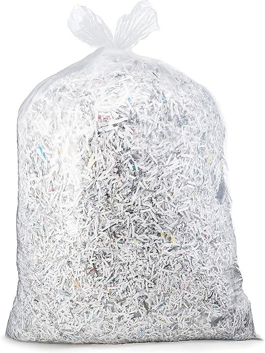 Amazon.com: Bolsas de basura de 33 galones, bolsas de basura ...