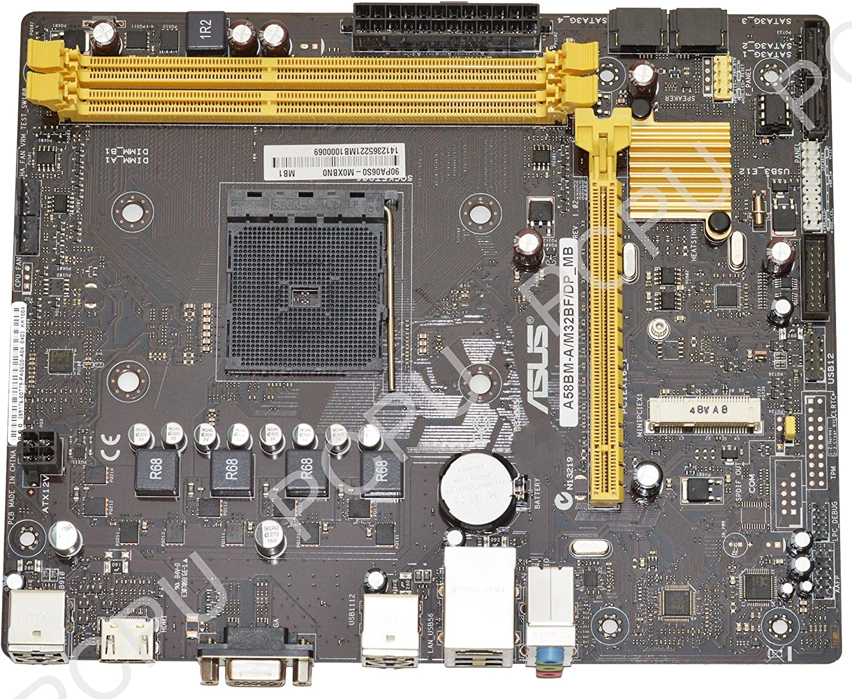 90PA0600-M0XBN0 Asus M32BF AMD Desktop Motherboard FM2b