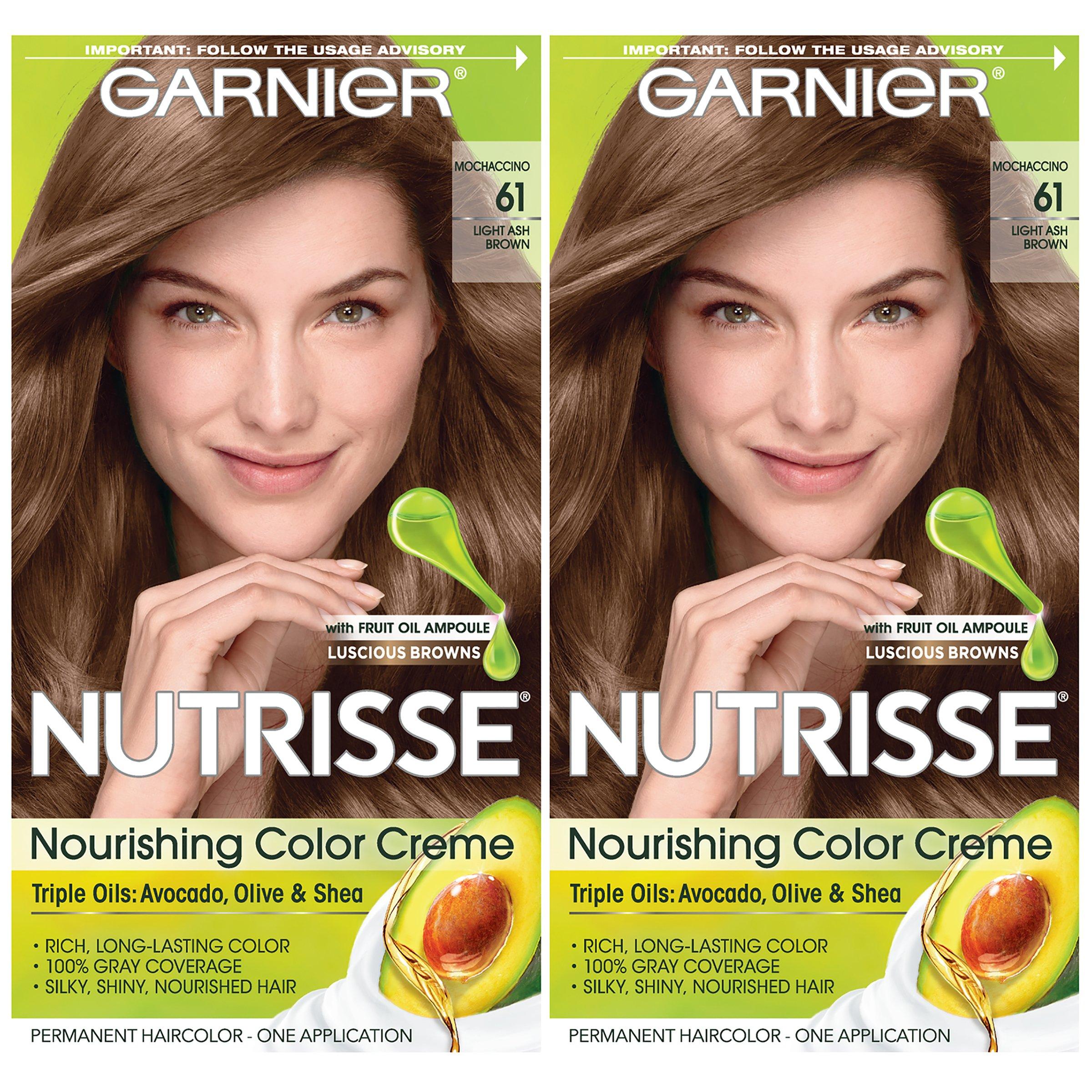 garnier hair color