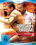 Prison Break Season 2 (6 Bd-K) [Blu-ray] [Import allemand]